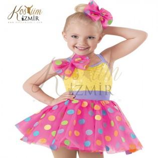 Lolipop Kız Dans Kostümü